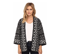 Velvet by Graham & Spencer - Yolo Poncho Cardigan