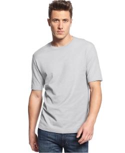Club Room  - Solid Crew-Neck Performance T-Shirt