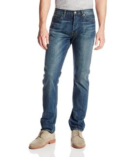 Paper Denim & Cloth  - Slim Straight Leg Jean