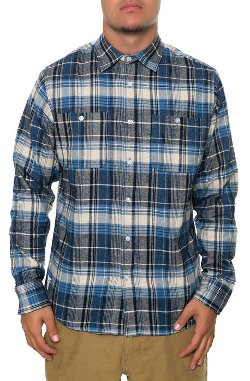 Quintin - The Forge Flannel Shirt