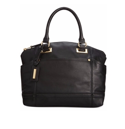 Tignanello - Pretty Pockets Smooth Leather Convertible Satchel Bag