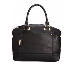 Tignanello - Pretty Pockets Smooth Leather Convertible Satchel Bag