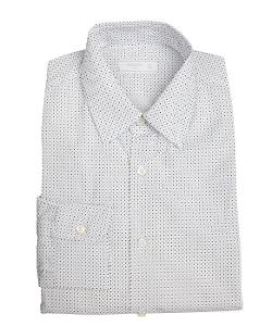 Prada  - Mini Square Button Front Dress Shirt