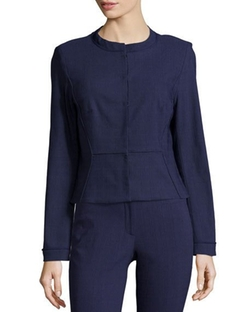 Zac Posen - Tori Long-Sleeve Jacket