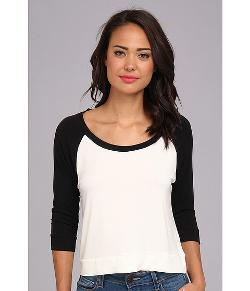 Townsen  - Calico Cat 3/4 Sleeve Top