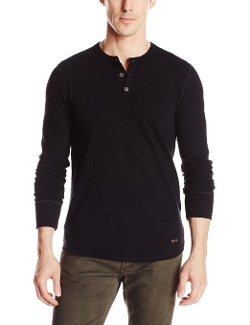 Boss Orange - Trevon 1 Long-Sleeve Henley Shirt