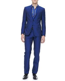 Versace Collection - Slim-Fit Two-Piece Suit