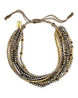 Chan Luu  - Multi Strand Bracelet