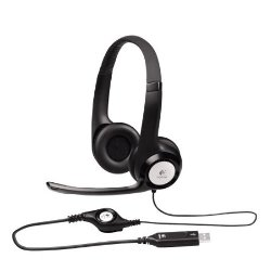 Logitech - ClearChat Comfort/USB Headset