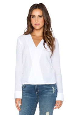 Merritt Charles - Eloise Cross Over Blouse