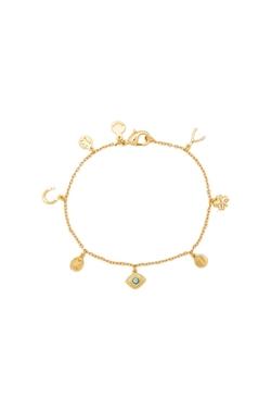 Gorjana - Good Luck Charm Bracelet