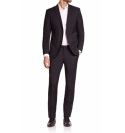 Hugo Boss  - Boss James Sharp Regular-Fit Super Wool Suit