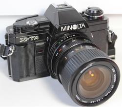 Minolta  - X-7A Camera