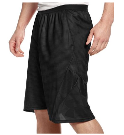 Under Armour  - EZ Mon-Knee Printed Basketball Shorts