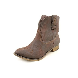 American Rag - Corrale Faux Leather Western Boots