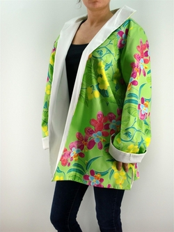 Patrick Christopher - Hawaiian Floral Jacket