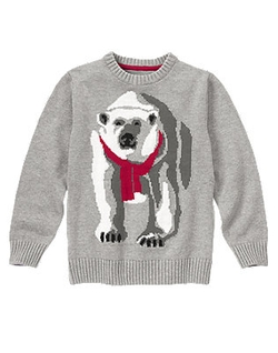 Gymboree - Polar Bear Sweater