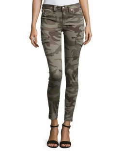 True Religion - Zip-Cuff Cargo Pants