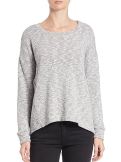 Splendid  - Lake Front Marled Knit Sweater
