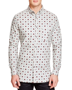 Zanerobe - Mod Seven Button Down Shirt