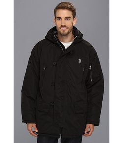 U.S. Polo Assn. - Long Snorkel Jacket
