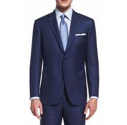 Brioni - Colosseo Tic Two-Piece Wool Suit