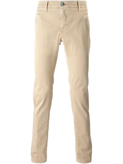 Jacob Cohen Academy  - Slim Fit Chino Trousers