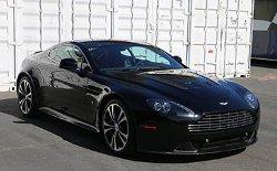 Aston Martin  - 2011 Vantage V12 Coupe Car