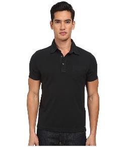 Jack Spade -  Solid Warren Polo Shirt