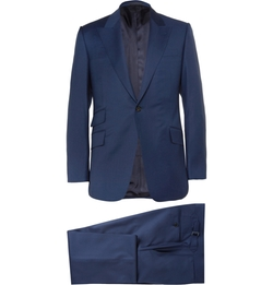 Huntsman - Slim-Fit Wool Suit