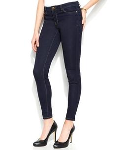 Michael Kors  - Dark Rinse Wash Skinny Jeans
