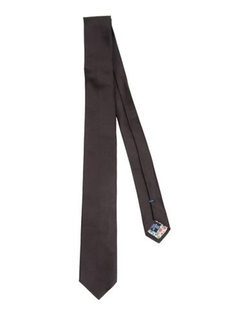 Paul Smith - Twill Solid Tie