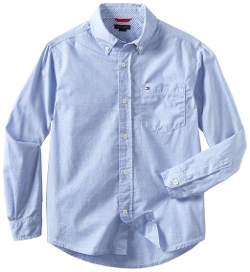 Tommy Hilfiger - Vineyard Long Sleeve Woven Shirt