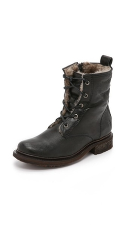Frye - Valerie Lace Up Booties