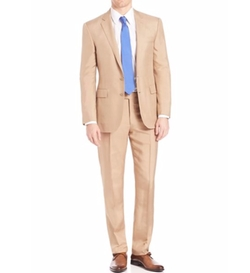 Ralph Lauren - Purple Label Silk Shantung Suit