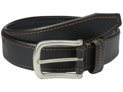 Johnston & Murphy - Contrast Stitched Belt