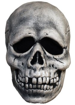 Trick Or Treat Studios - Season Of The Witch Skull Mask