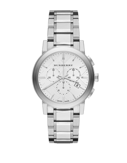Burberry - The City Chronograph Watch