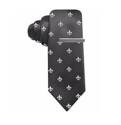 Alfani  - Fleur De Lis Neat Skinny Tie