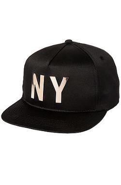 Dope - The NY Snapback in Gold