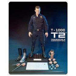 Terminator - Terminator 2 Judgement Day T-1000 Masterpiece Scale Figure
