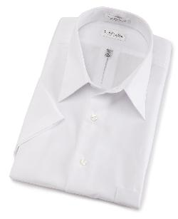 Van Heusen - Mens Short Sleeve Big Poplin Dress Shirt