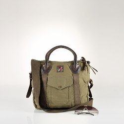 Ralph Lauren - Canvas Thicket Tote