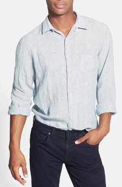 Rodd & Gunn  - Dempsey Linen Sport Shirt