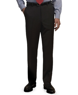 Brooks Brothers - Plain-Front Suiting Essential Trousers