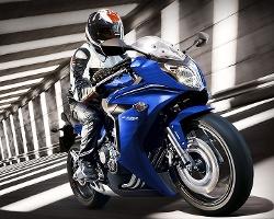 Honda - CBR650F Motorcycle