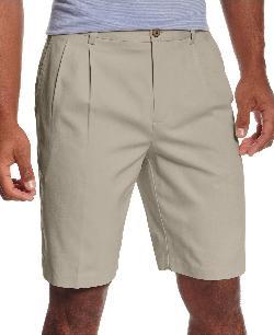 Tommy Bahama  - Big and Tall Coastal Double Pleat Twill Shorts