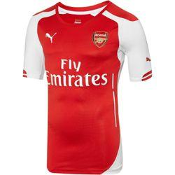 Puma - Arsenal Authentic Home Replica Jersey