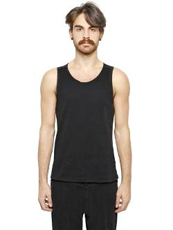 Maison Martin Margiela - Cotton Fleece Tank Top