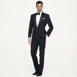 Ralph Lauren - Anthony Shawl-Collar Tuxedo Suit